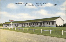 Roanoke Courts