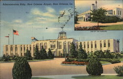 Administration Building, New Orleans Airport