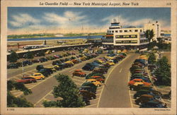 La Guardia Field, New York Municipal Airport