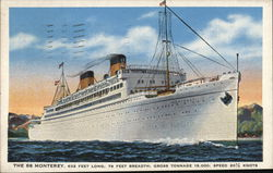 The SS Monterey