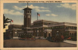 Missouri Pacific Railroad Station