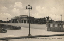 El Paso and Southwestern Railway Station
