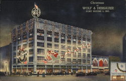 Christmas at Wolf & Dessauer