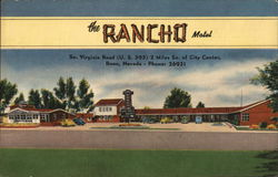 The Rancho Motel