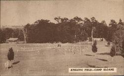Athletic Field, Camp Sloane