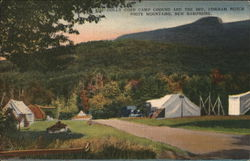 Dolly Copp Campground and the Imp. Pinkham Notch