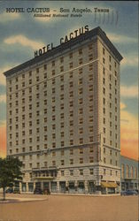 Hotel Cactus, Affiliated National Hotels