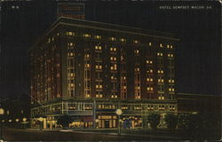 Hotel Dempsey at Night