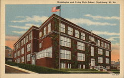 Washington and Irvin High School
