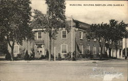 Municipal Building, Babylon