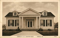 Cordele U.D.C. Chapter House