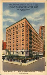 Hotel Southland - Main to Commerce Streets at Murphy