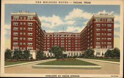 The Melrose Hotel