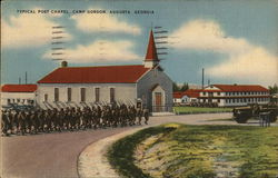 Typical Post Chapel, Camp Gordon