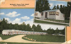 Wyland's Forest Park Motel
