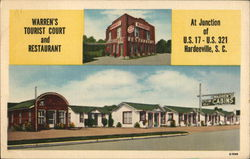 Warren's Tourist Court and Restaurant