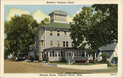 Mansion House, Martha's Vineyard Island