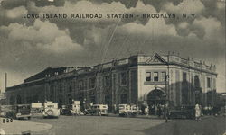 Long Island Railroad Station