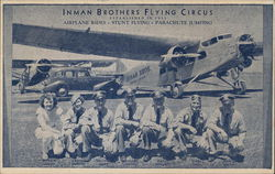Inman Brothers Flying Circus
