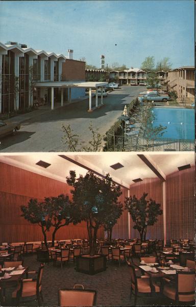 Trade Winds Motor Hotel Wichita Falls Texas