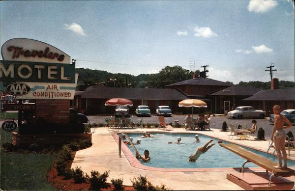 Travelers Motel Alexandria Virginia