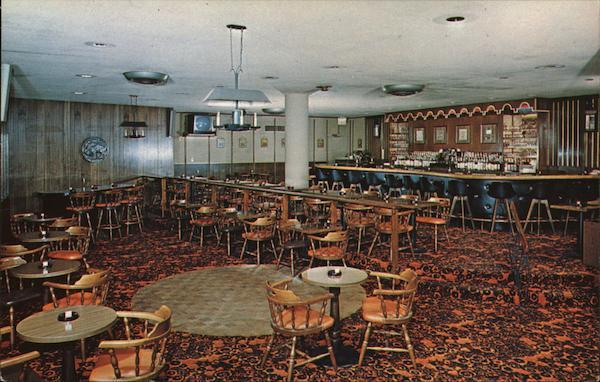 Sheraton Inn Towne Motor Inn 300 Broadway Albany Ny Postcard