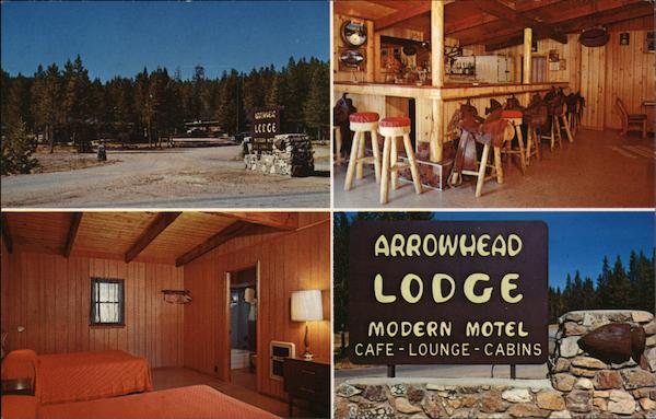 Arrowhead Lodge Greybull Wyoming Vacationalnd Studio