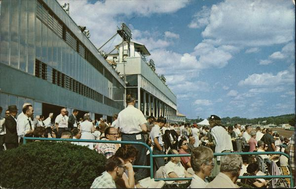 Rockingham Park Salem New Hampshire Horse Racing