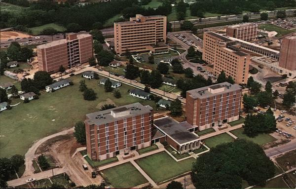 Air View of Florida State University Tallahassee