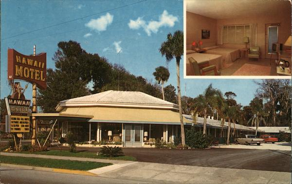 The Hawaii Motel Daytona Beach Florida
