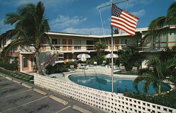 Silver Swan Resort Motel Lauderdale-by-the-Sea Florida