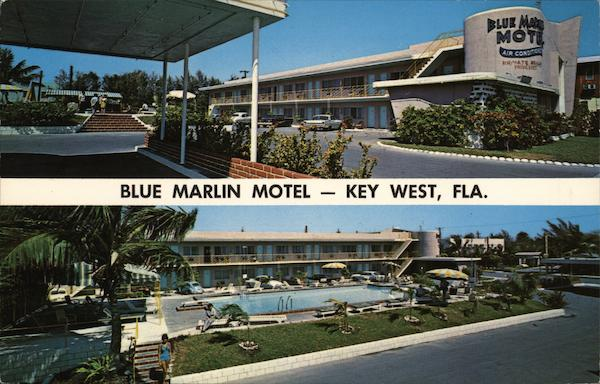 Blue Marlin Motel Key West Florida