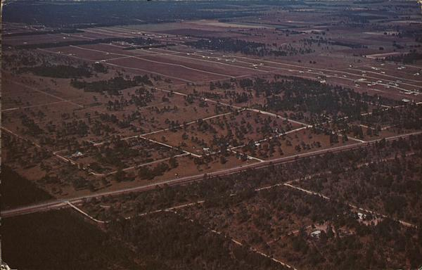 Rainbow Acres Dunnellon Florida Kunkel Aerial Surveys