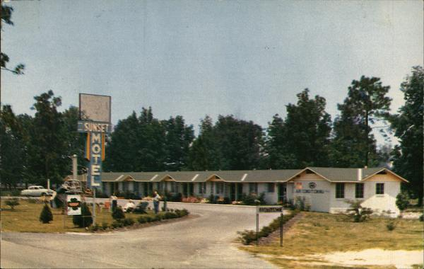 Sunset Motel (In Suwannee River Valley) High Springs Florida