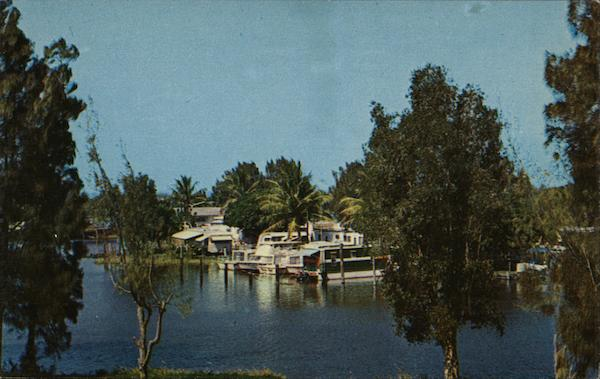 Picturesque Torry Island Belle Glade Florida