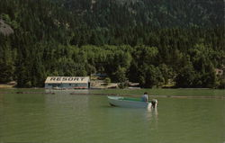 The Bradleys Diablo Lake Resort