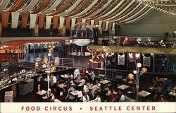 Food Circus, Seattle Center