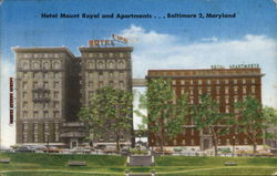 Hotel Mount Royal and Apartments