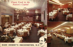 Duke Zeibert's Restaurant
