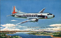 The Silver Falcon, Eastern Air Lines