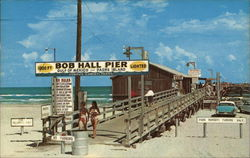 The New Bob Hall Pier