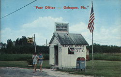 Smallest Post Office Postcard