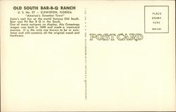Old South Bar-B-Q Ranch