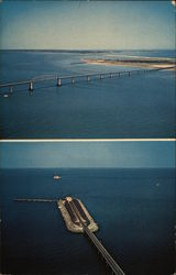 The Chesapeake Bay Bridge-Tunnel