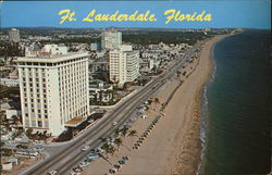 Aerial View of Ft. Lauderdale