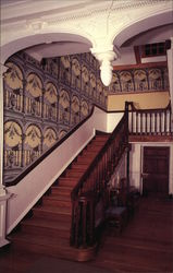 Stairwell, Gunston Hall