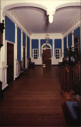 Center Hall, Gunston Hall