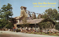 Lucky Silver Mine Restaurant