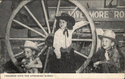 Children Love the Rodeo