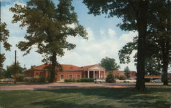 The University of Mississippi, The Alumni House